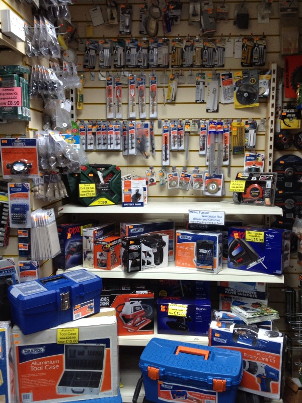 Tools Department