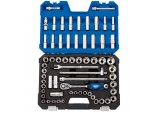 "1/2"" Sq. Dr. MM/AF Combined Socket Set (63 Piece)"