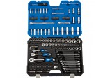 "1/4"", 3/8"" and 1/2"" Sq. Dr. Metric Tool Kit (214 piece)"
