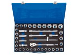 "1/2"" Sq. Dr. Combined MM/AF Socket Set (40 Piece)"