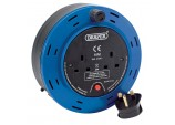 230V Twin Extension Cable Reel (10M)