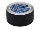 3.7M x 50mm Black Heavy Duty Safety Grip Tape Roll