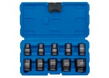 "1/2"" Sq. Dr. Metric Impact Socket Set (10 Piece)"