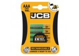 Rechargeable Batteries AAA 1000mAh - 4 Pack