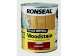 Quick Drying Woodstain Satin 750ml - Mahogany