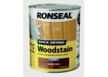 Quick Drying Woodstain Satin 750ml - Dark Oak