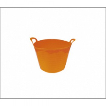 14L Flexi Tub - Orange