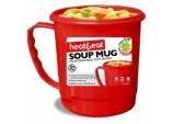 Heat & Eat Soup Mug - Assorted Colours