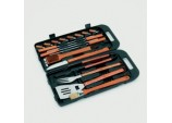 Bamboo Tool Set In Case - 18 Piece