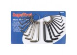 Combination Hex Key Set - 20 Piece