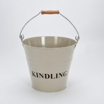 Clay Kindling Bucket Premium