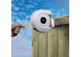 Retractable Clothes Line - 15m