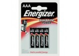 Energizer Alkaline Power AAA E91 - Pack 4