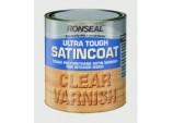 Ultra Tough Varnish Satin Coat - 2.5L