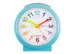 Lulu Time Teach Alarm - Blue