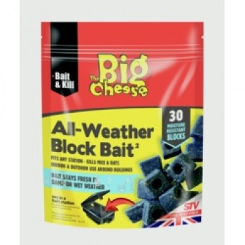 All Weather Block Bait - 30x10g