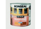 10 Year Woodstain Satin 2.5L - Natural Pine