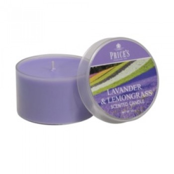 Candle Tin - Lavender And Lemongrass