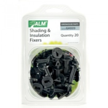 Shading & Insulation Fixers - Pack of 20