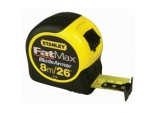 FatMax Blade Armor Metric/Imperial Tape - Length: 8m (26ft) x Width: 32mm