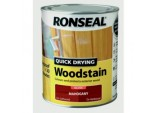 Quick Drying Woodstain Gloss 750ml - Mahogany
