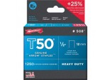 T50 Staples - 12mm (1250)