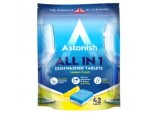 5 In 1 Dishwasher Tablets - Lemon - 42 Tabs