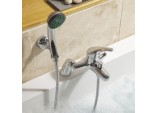 Eden Bath Shower Mixer Tap - W: 231mm H: 167mm D: 200mm
