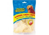 Rawhide Chew Chips - 100g Approx