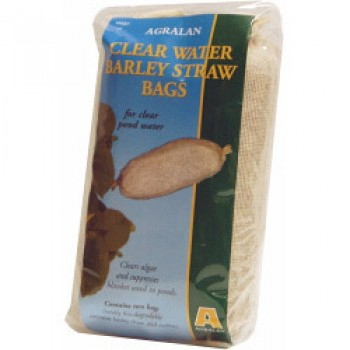 'Clear Water' Barley Straw Bags