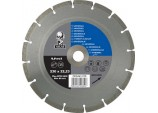 Diamond Blade - Universal - 230 x 7 x 2.5 x 22.23mm
