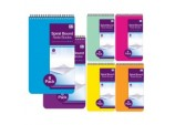 Small Spiral Notebooks - 30 Sheets - Pack of 4