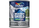 Weathershield Quick Dry Exterior Satin 750ml - Gallant Grey