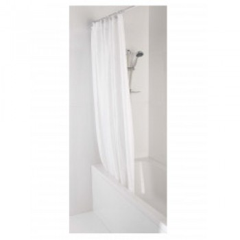 100% Polyester Shower Curtain - 1800 x 1800