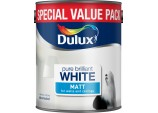 3 Litre Matt Emulsion - Pure Brilliant White