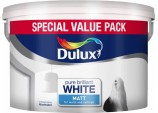 7 Litre Rich Matt Emulsion Special Value Pack - Pure Brilliant White