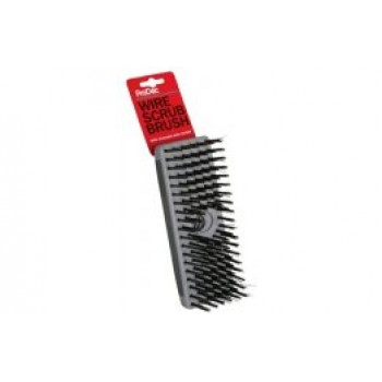 Wire Deck Scrub Brush