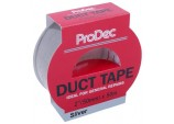 50m Silver Duct Tape