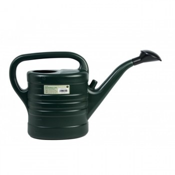10 Litre Value Watering Can - Green