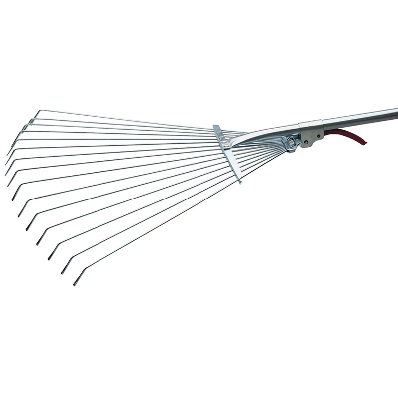 Adjustable Lawn Rake (190 - 570mm) – Now Only £6.63