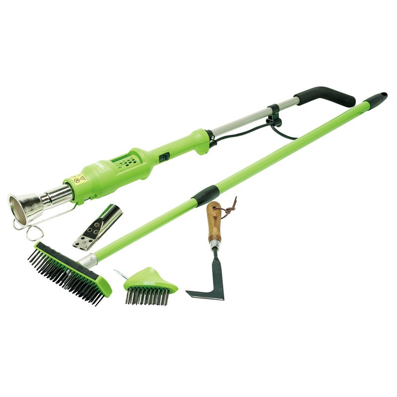 Weed Burner and Paving Brush Kit – Now Only £32.28