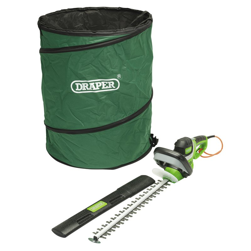 Electric Hedge Trimmer and Tidy Bag – Now Only £64.51