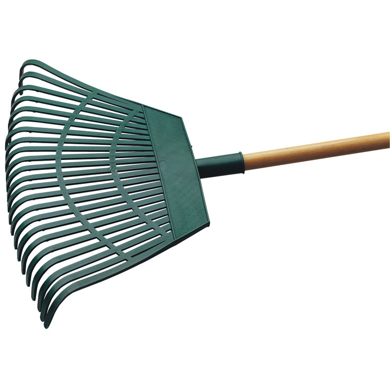 Head Plastic Leaf Rake (550mm) – Now Only £5.55