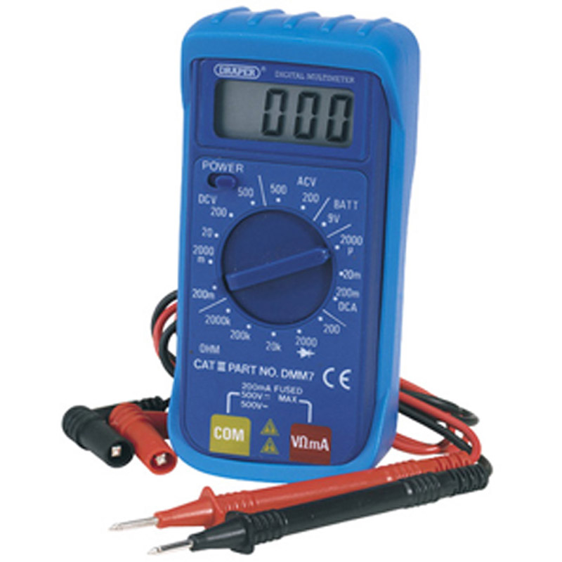 16 Function Digital Multimeter – Now Only £14.70