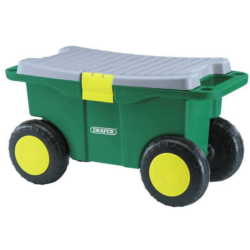 Gardeners Tool Cart and Seat – Now Only £18.45