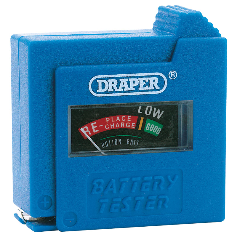 Dry Cell Battery Tester – Now Only £2.51