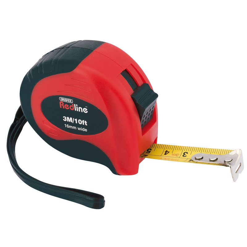 3M/10ft Soft Grip Metric/Imperial Measuring Tape – Now Only £1.74
