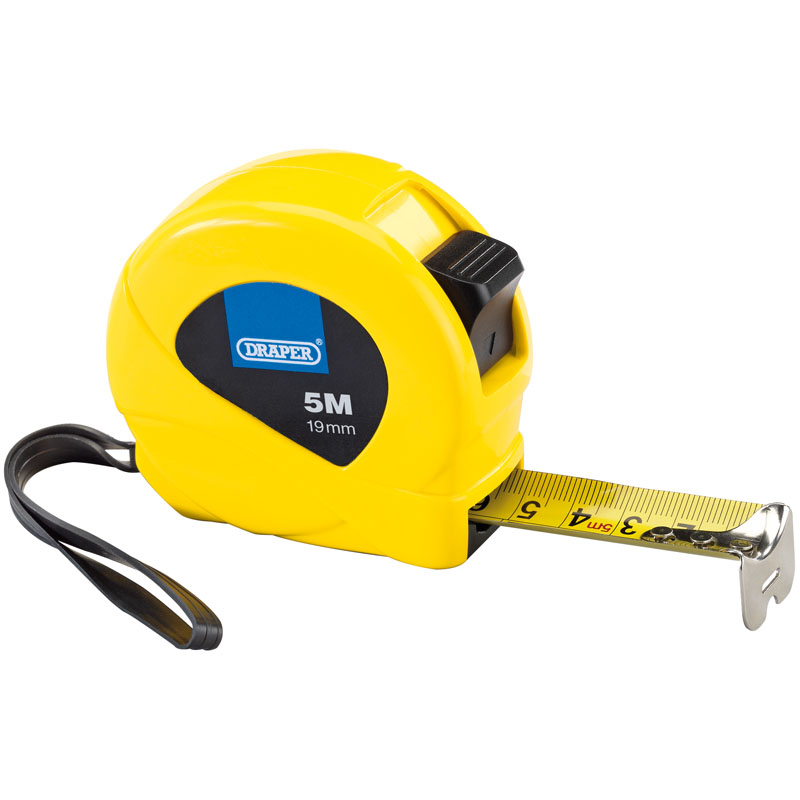 Measuring Tapes (5M/16ft) – Now Only £2.56