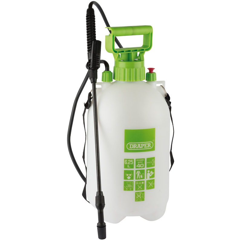 Pressure Sprayer (6.25L) – Now Only £9.48
