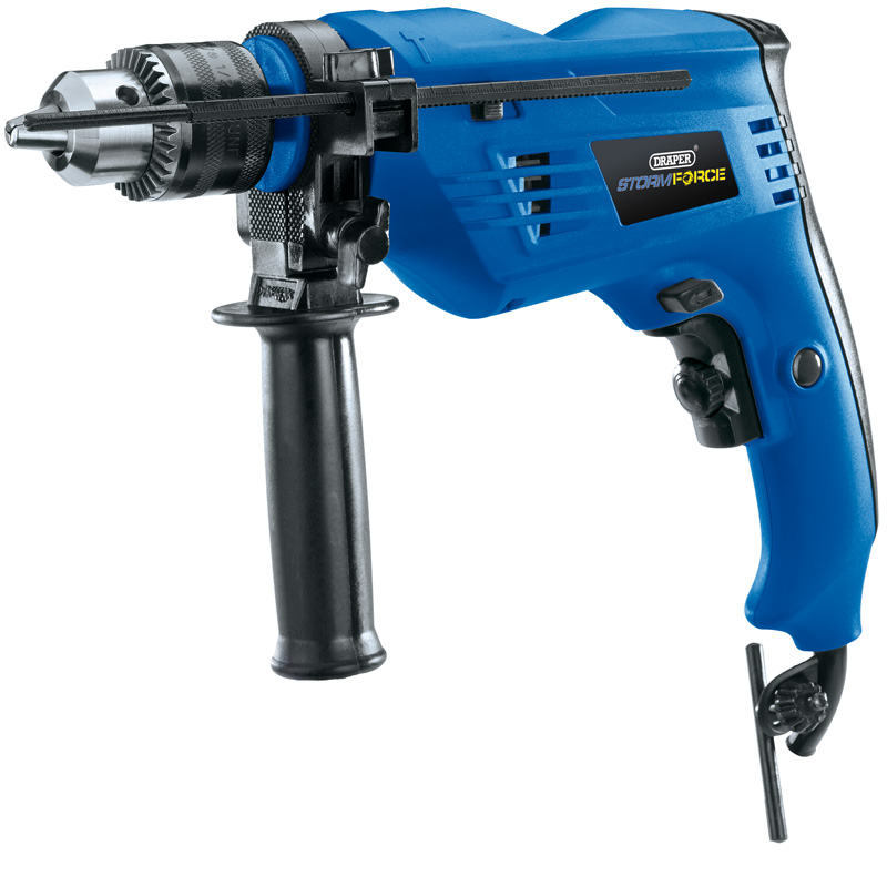 Storm Force® Hammer Drill (500W) – Now Only £28.07